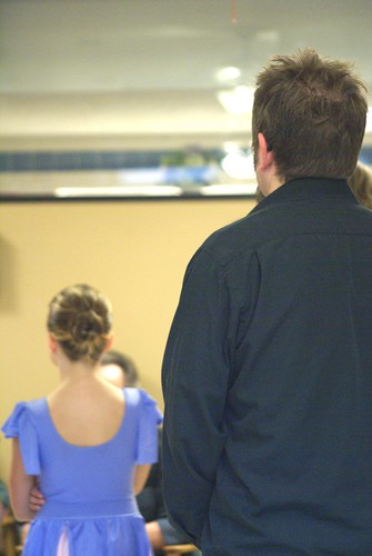 ballet class exercises