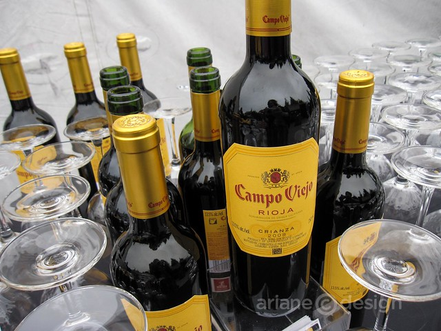 3rd most popular red wine amongst Spaniards: Campo Viejo