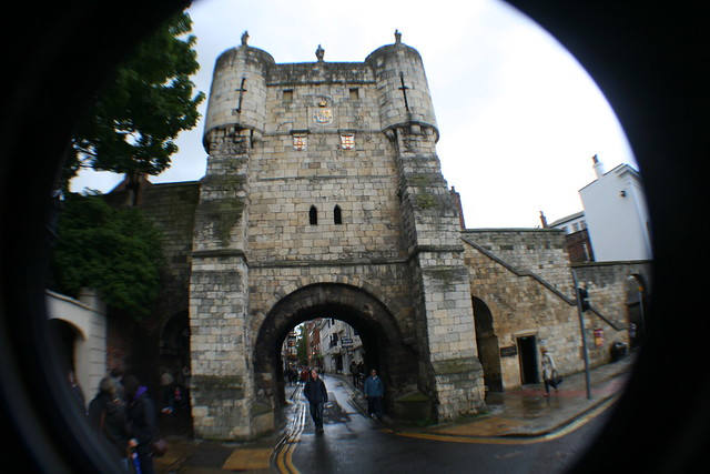 Bootham Bar, York, England