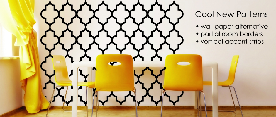 Modern Wall Decals