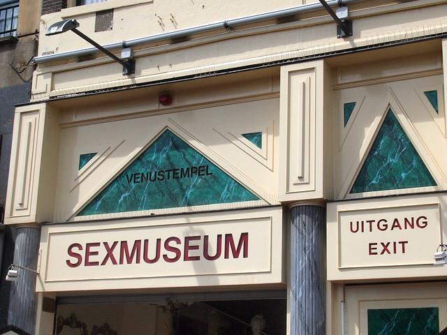 Sexmuseum in Amsterdam
