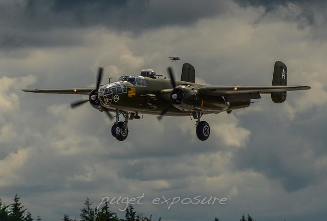 FHC North American B-25J Mitchell
