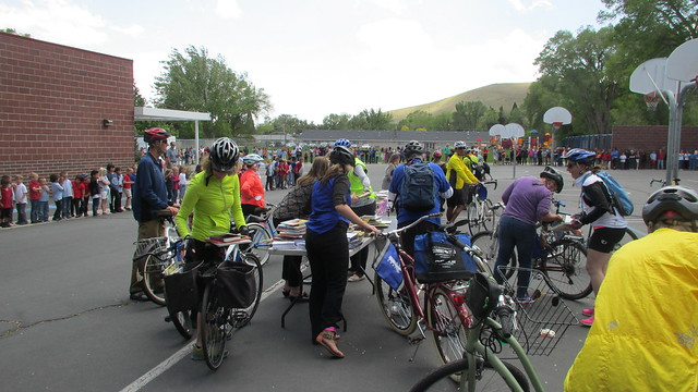 Ride for Reading 2014