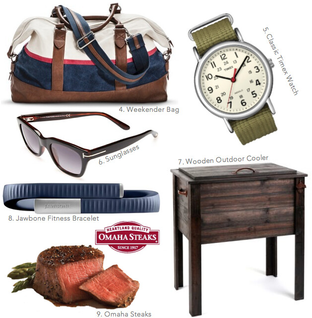 Fathers Day Gift Guide 2014 Ideas