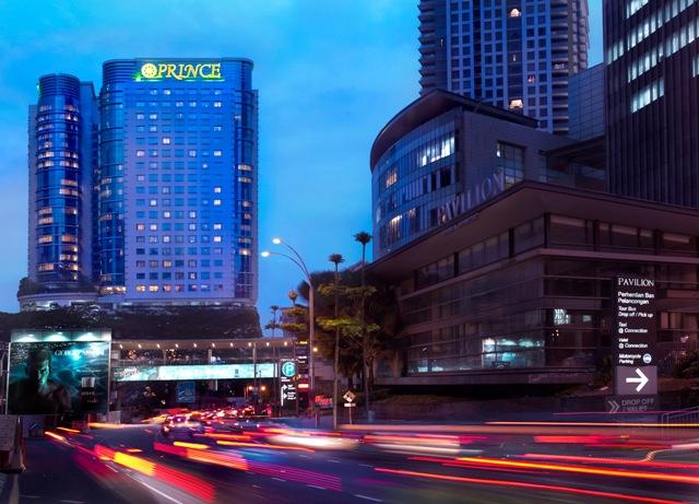 Prince_Hotel_&_Residence_Kuala_Lumpur_-_Destination_Pavilion Mall