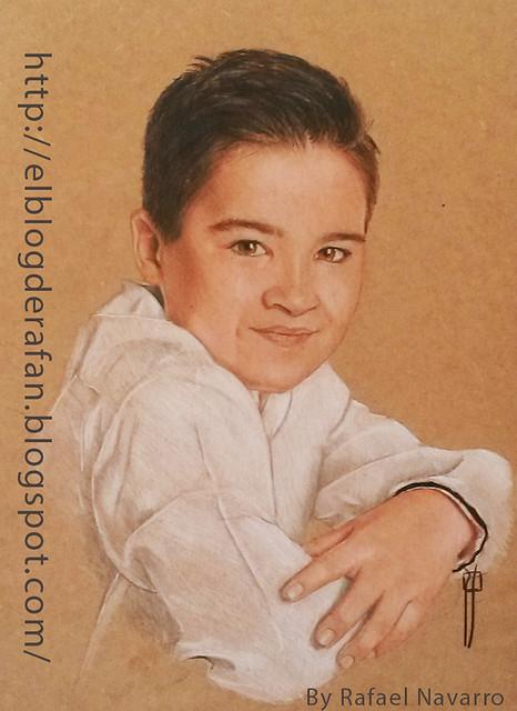 retrato Pablo sm