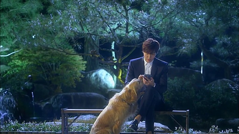 Lee Min Ho for NAVER LINE Messenger Micro Drama [EPISODE 3 -.mp40022