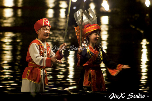 20120423 - Guangxi Zhuang Autonomous Region - Guilin City - Yangshuo County - Lianfeng Village aka Lianfengcun - Impression Sanjie Liu