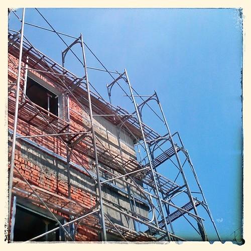 Remodeling. #taiwan #caotun #nantou
