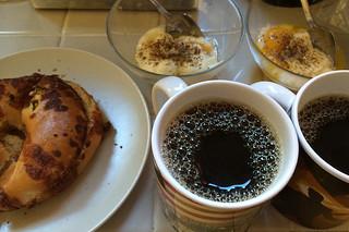 Philippines Civet Coffee - Breakfast pairing