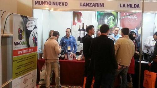Mendoza presente en la Expo Delicatessen y Vinos de Córdoba