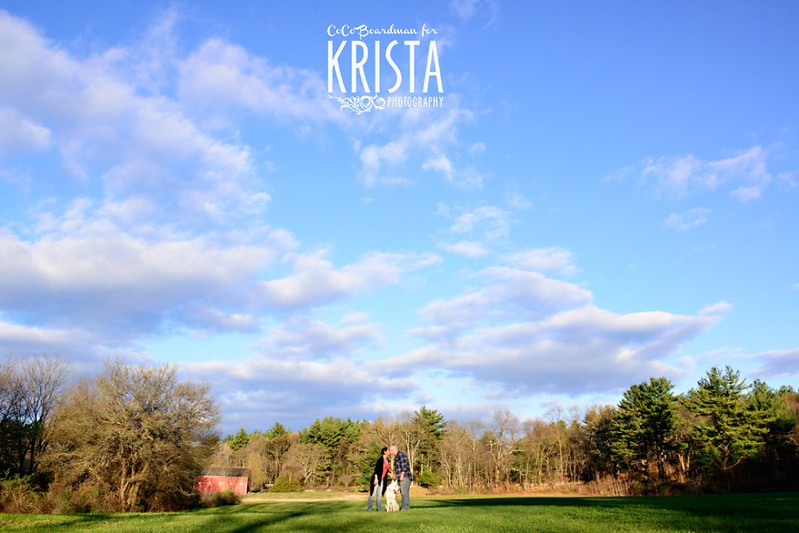 Engagement Portrait Session at Grist Mill