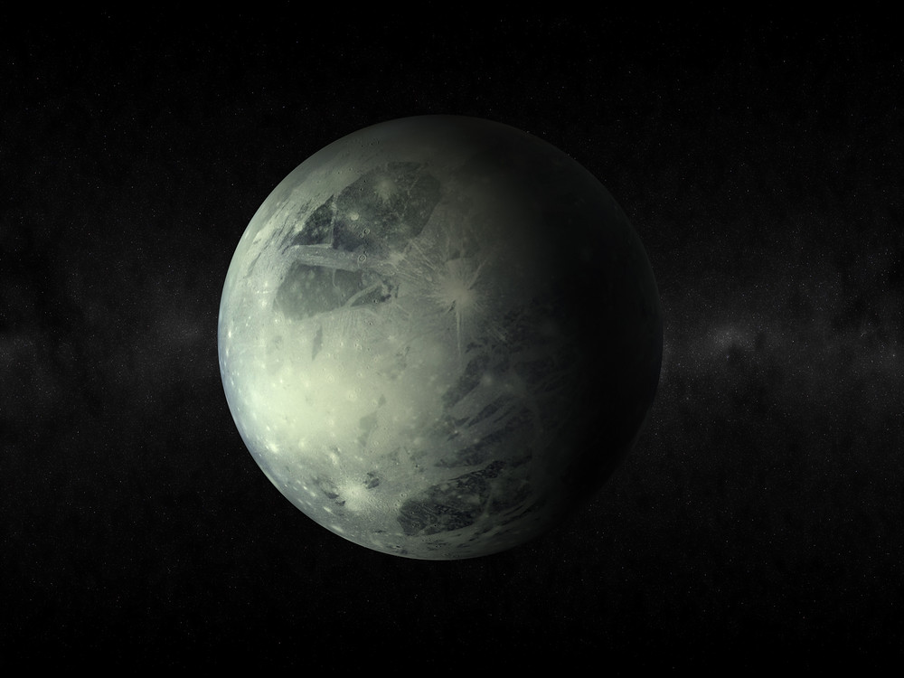 the gas planets and pluto - photo #13
