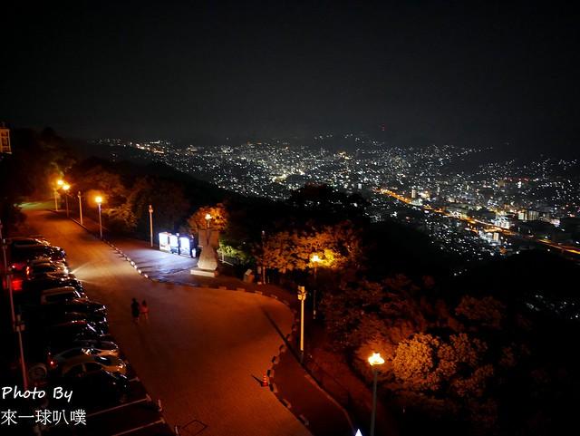 長崎道佐山夜景53