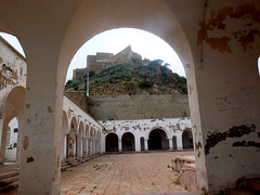 arch, ancient history, building, middle ages, architecture, history, ruins, caravanserai, hacienda, fortification,