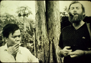 Dr. Chester Gorman (right) and Pisit Charoenwongsa (left)