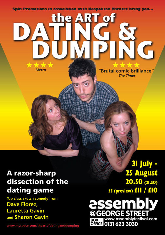The Art of Dating & Dumping