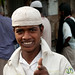 Young Bangladeshi Man with Finger Guns - Bagerhat, Bangladesh