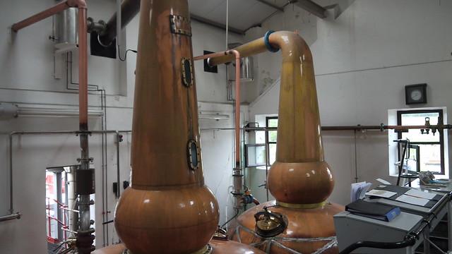 2011-06-09 076 Knockdhu Distillery - Stills