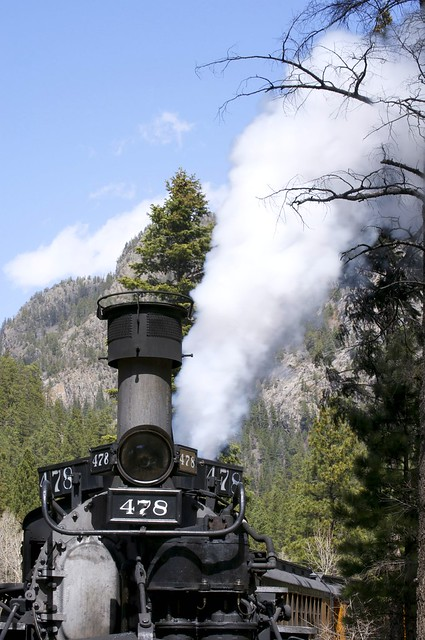 Durango - Cascade Train