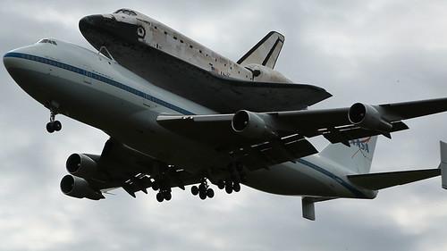Landing at IAD
