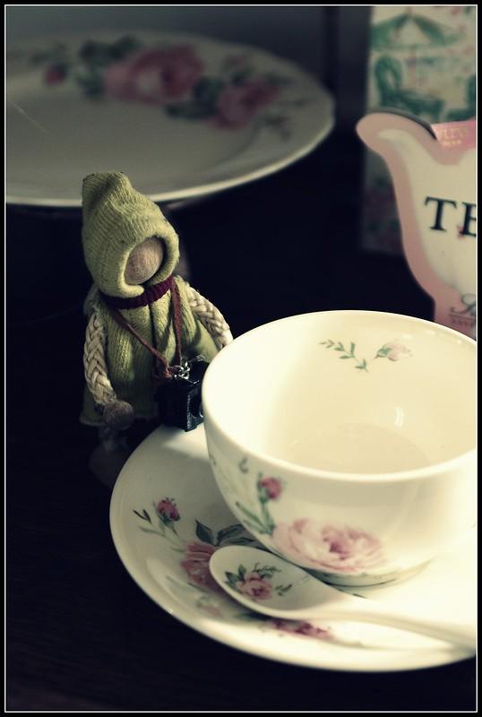 薔薇のお茶会