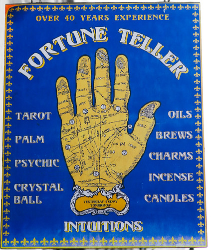 Fortune Teller by Ricky L. Jones Photography