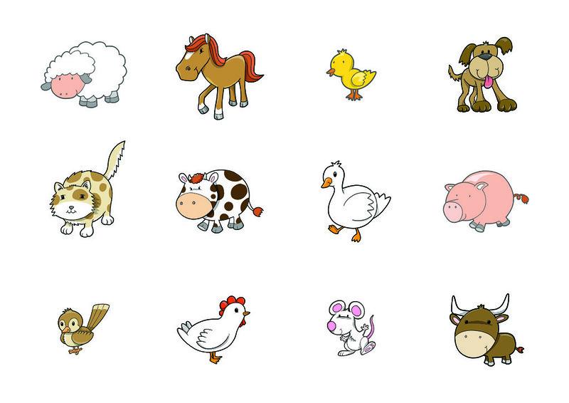 Шаблон-Животные