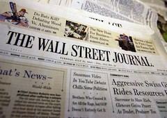 The wall street journal - 08 mai 2012