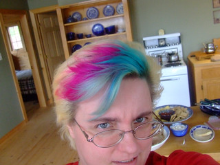 more color in my hair