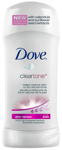 Dove Clear Tone Skin Renew