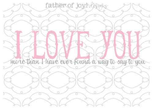 IloveYouW