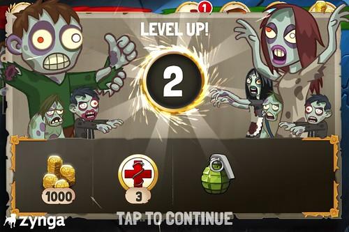 Zombie-Level-Up