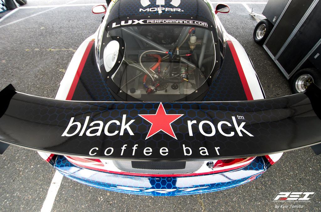 Rose Cup 2012 - SRT Viper - Radium Fuel Surge Tank