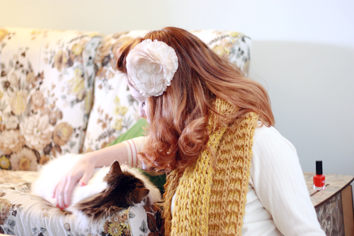 yellow flowers i