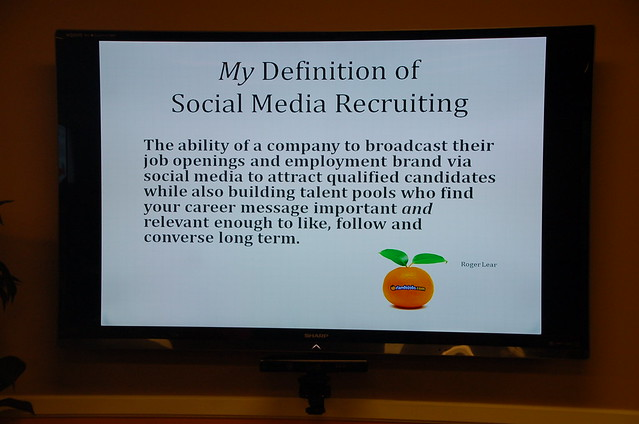 Roger lear definition of social media recruting flickr for Soil media definition