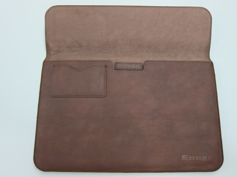 Snugg Microsoft Surface 2 Sleeve - Open