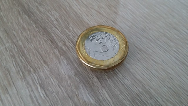 Singapore $1 Gold Coin