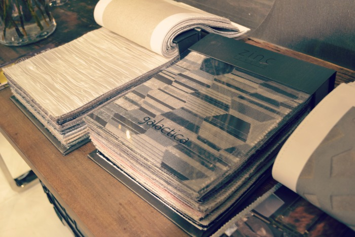 Idela home show galatica fabrics