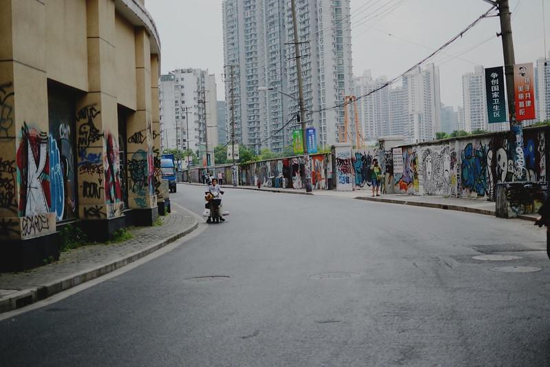 Moganshan Lu