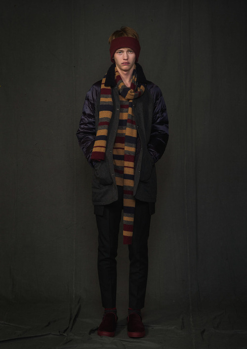 Robbie McKinnon0021_UNDERCOVERISM 2014-15 Autumn Winter