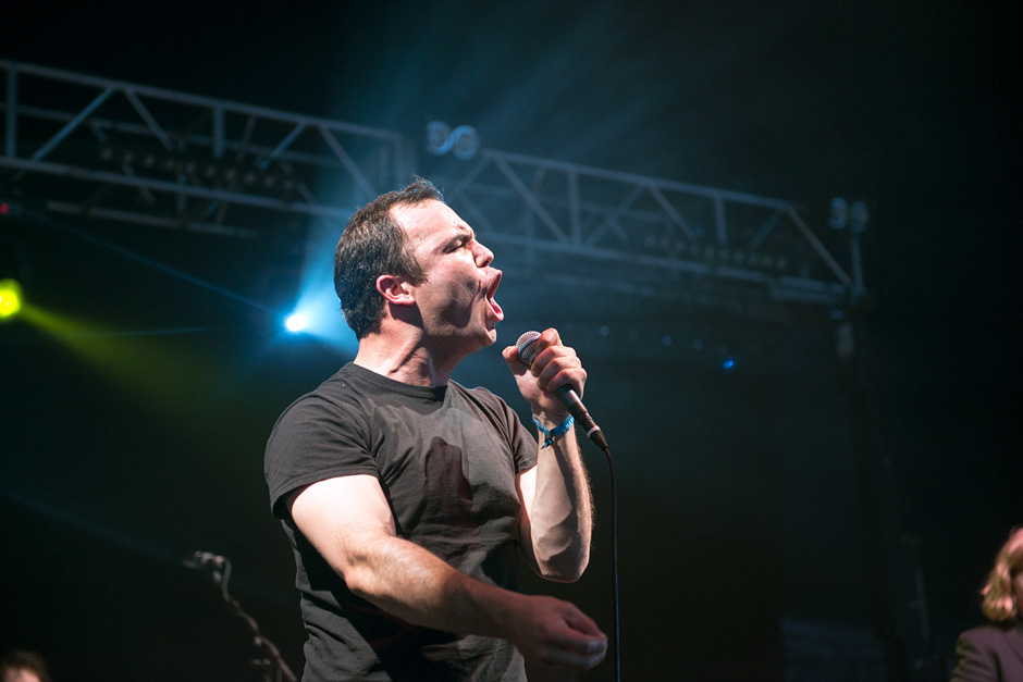Future Islands @ Field Day 2014