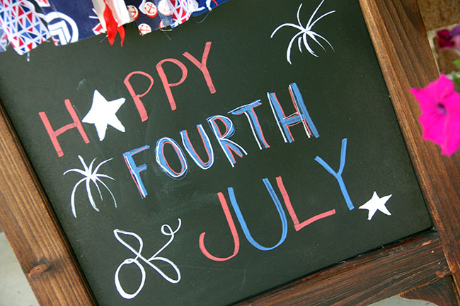 Close-up-of-Chalkboard