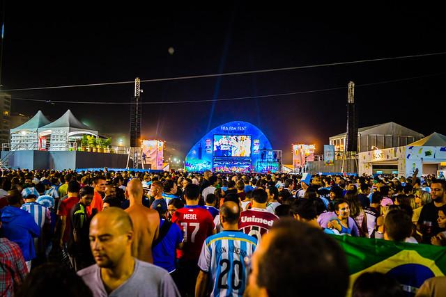 Rio de Janeiro - FIFA Fan Fest