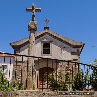 63 - провинция Португалии - маленькие города, посёлки, деревушки округа Каштелу Бранку