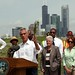 Northerly Island Press Conference by usacechicago