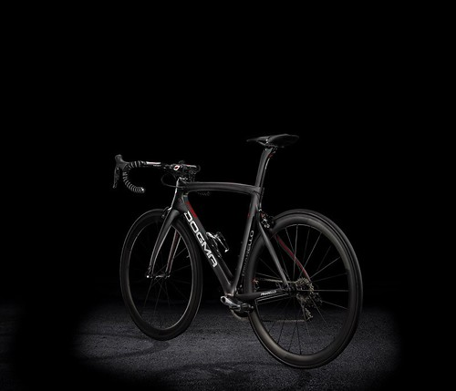 Pinarello Dogma F8 Bike Rear View