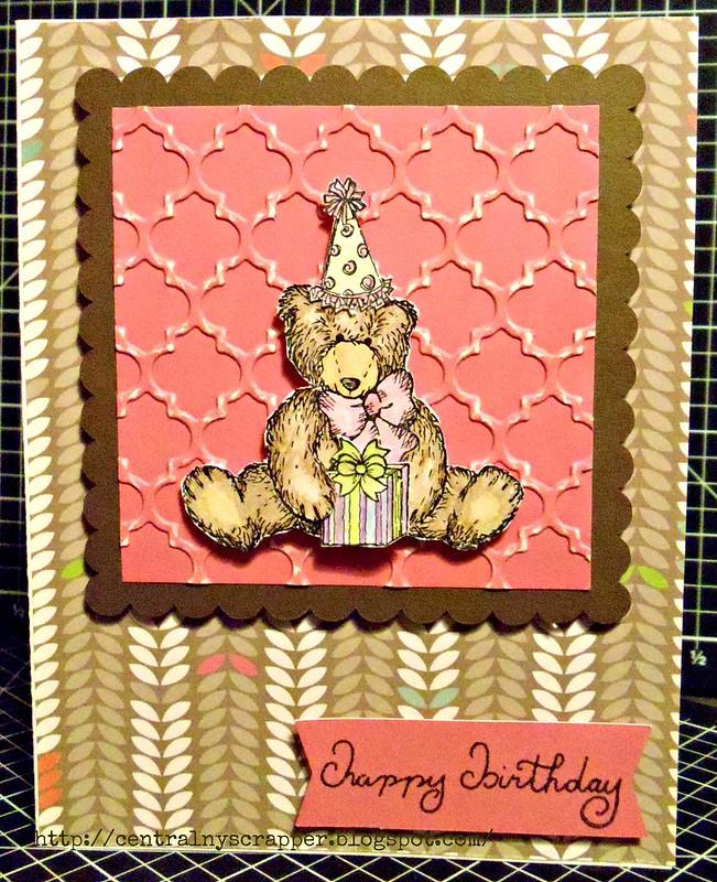 Happy Teddy Bear Birthday