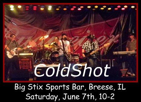 ColdShot 6-7-14