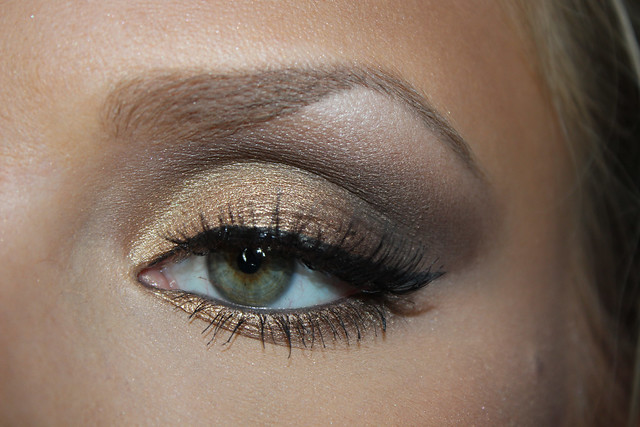 Urban Decay Naked Palette Bronze Tutorial